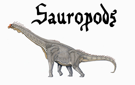 Did Dinosaurs Build The Pyramids? Sauropods